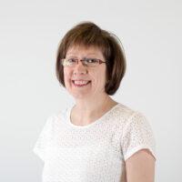 Charity Secretary Patricia Duffy
